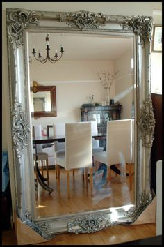 Salon Decorations: Finding Cheap Mirrors for your Hair Salon - What's Available from Cheap Salon Equipment. Cheap Salon Equipment, Beauty Salon Decor, Beauty Salons, Salon Mirrors, Cheap Mirrors, Home Salon, Salon Furniture, Beautiful Mirrors, Layout