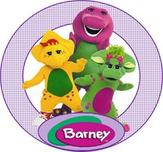 Free Barney Party Ideas - Creative Printables