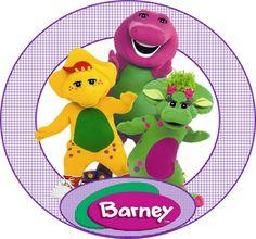 Free Barney Party Ideas - Creative Printables
