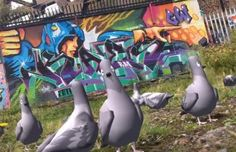 Learn about Pigeon Panic Proves That AR is Only Going to Make the World a Stranger Place http://ift.tt/2fQ4knl on www.Service.fit - Specialised Service Consultants.