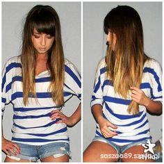 ombre hair na ciemnych włosach - Szukaj w Google