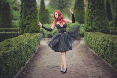 model Revena:)  photographer: Aneta Pawska - Enchanted Stories dress: Lady ardzesz corset