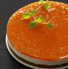 Appelsiini-porkkanajuustokakku