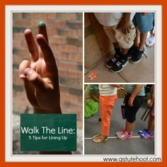 Walk the Line: 5 Tips to Teach Lining Up Procedures Special Education Teacher, Early Education, Behavior Management, Classroom Management, How To Teach Kids, Second Grade Teacher, Walk The Line, Classroom Organization, Lineup