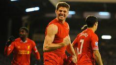 Fulham 2-3 Liverpool: Gerrard scores last minute penalty, Sturridge and Coutinho also score | Football Match report | ESPN.co.uk