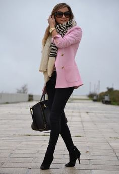 Love the coat!