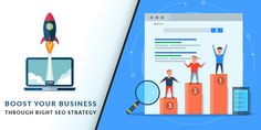 How To Optimize Your Business Through SEO and Improve Its Reach? Best Seo Company, Google Search Results, Seo Strategy, Seo Services, Search Engine Optimization, Business, Blog, Design