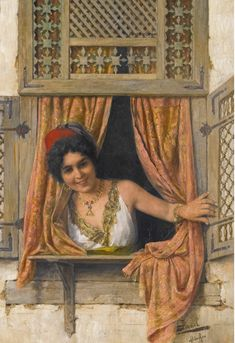 bquockhanh - Middle-East Beauties in Portraits (Cont.)
