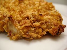 Crunchy Cornflake Chicken by Scatteredmom, via Flickr