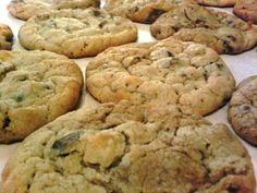 Mile High Martha: Chewy Chocolate Chunk Walnut Cookies