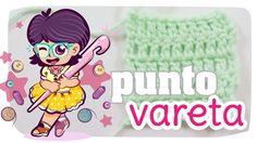 Punto Vareta - TUTO Crochet #08