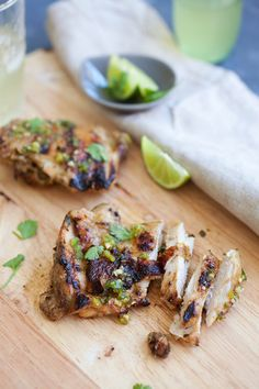 Chili Lime Chicken Recipe, perfect for the 4th | http://rasamalaysia.com