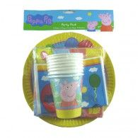 Peppa Pig party supplies and decorations. Shop our huge range of Peppa & George Pig party supplies, favours, tableware, balloons and more with fast despatch. Peppa Pig Party Supplies, Online Party Supplies, George Pig Party, Octonauts Party, Fireman Sam, Balloons And More, Golden Birthday, Party Packs, Party Time