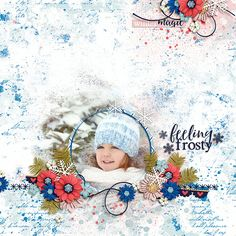 For the Record: Winter Bundle - Becca Bonneville and Digital Scrapbook Ingredients http://www.sweetshoppedesigns.com/sweetshoppe/product.php?productid=35803