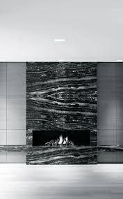 Fireplace by Hélène et Olivier Lempereur. Concrete Fireplace, Home Fireplace, Marble Fireplaces, Modern Fireplace, Fireplace Surrounds, Fireplace Design, Architecture Details, Interior Architecture, Interior And Exterior