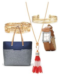 """The Brio Tassel by Stella & Dot"" by kmathews62 on Polyvore featuring Stella & Dot"