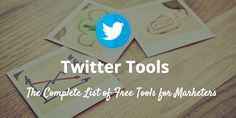 91 Free Twitter Tools and Apps That Do Pretty Much Everything http://amapnow.com http://my.gear.host.com http://needava.com http://renekamstra.com
