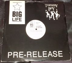 """Naughty By Nature – Everything's Gonna Be Alright 12"""" Vinyl HIP HOP #ebay #uniqbeats"""