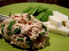 """Dave is a fan of my homemade mayo , but he confessed a few days ago that since his Whole30 , the idea of tuna salad left him cold.   """"I miss..."""