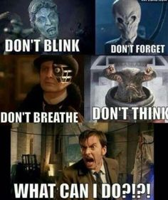 What can I do? #DoctorWho