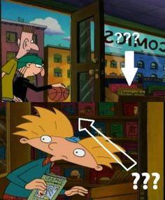CatDog y SpongeBob en Arnold