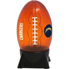 NFL San Diego Chargers Boxed Night Light, Multicolor