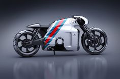La future Lotus Superbike C-01