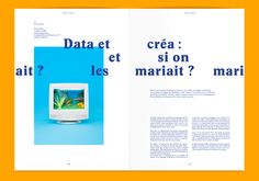 L'ADN Magazine Design