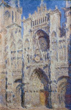Catedral de Rouen (Claude Monet) Impresionismo