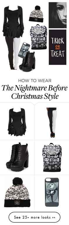 """""""Jack"""" by feed-the-skulls on Polyvore"""