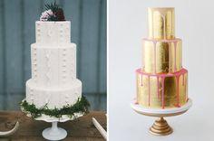 24 Stunning Wedding Cakes That Won 2016