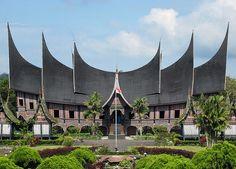 Luxuary of Minangkabau House