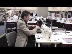 How To Sew Posh Seam Finishes Lesson with Ron Collins - YouTube