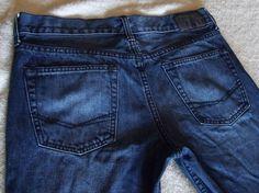 Men's Dillon Bullhead Skinny Jeans Zipper Fly 31W X 30L  100% Cotton #Dillon #SlimSkinny