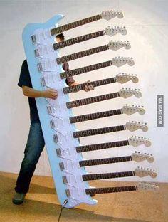 guitarreando las tocarras