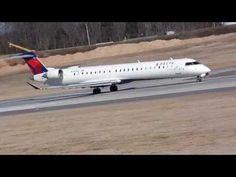Delta Connection CRJ-900 [Endeavor Air] [N341PQ] Takeoff Charlotte CLT