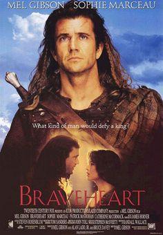 BRAVEHEART Mel Gibson