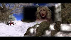 "Second Life ""Mega"" Christina Aguilera - Hurt - Brasil 2016 [HD]"