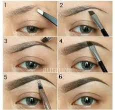 Image result for eye makeup step by step with pictures
