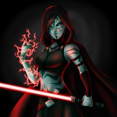 Darth Amazonite by Seni-Ines.deviantart.com on @DeviantArt Star Wars Sith, Star Wars Rpg, Clone Wars, Jedi Sith, Darth Sith, Sith Lord, Star Wars Wallpaper, Star Wars The Old, Star Wars Fan Art