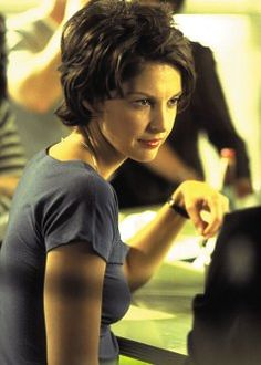 "Ashley Judd in ""Someone Like You"". Okay, I could pull this one off."