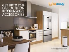 The kitchen is the central place in every home in which we stay every day and several times a day. At the present time a lot people invest in the Kitchen Appliance Storage, Small Kitchen Appliances, Home Appliances, White Gloss Kitchen, Cocinas Kitchen, Home Furniture Online, Home Repairs, Kitchen Interior, Interior Architecture