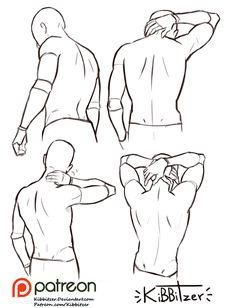 persona espalda