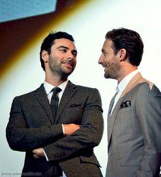 Aidan & Dean... Looking good