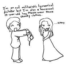 shatter me funny. Warner and Juliette.