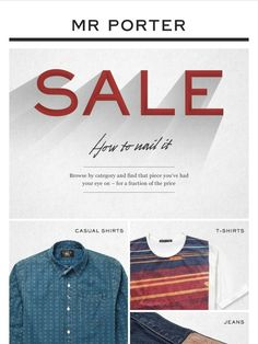 Up to 50% off SALE: what you might have missed