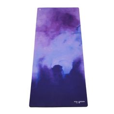 The guy who decided that yoga mats should be pretty: