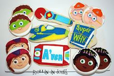 super why cookies - Google Search