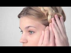 pretty great milk maid braid tutorial video for those of us that need a visual