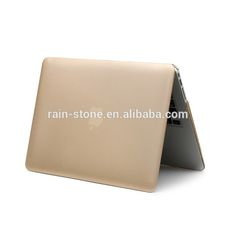 2017 Super Protective Cover Matte Hard Case Metallic Case Plastic Hard Clear Case Cover Skin For MacBook Retina 13 inch